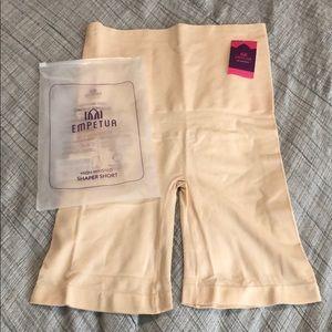 New! Empetua High Waisted Shaper Shorts!